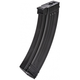 Galaxy Airsoft Polymer BETA AEG AK47 CQB Rifle - BLACK