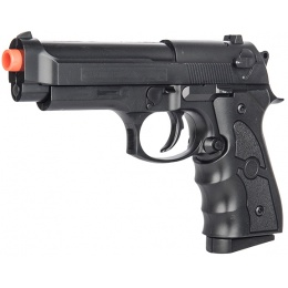 UK Arms G52 Airsoft Spring Powered Pistol - BLACK