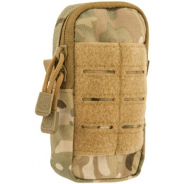 Lancer Tactical Small Enclosed M4 EMT Utility Pouch - CAMO