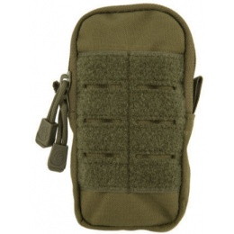 Lancer Tactical Small Enclosed M4 EMT Utility Pouch - OLIVE DRAB