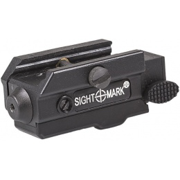 Sightmark LW-R5 ReadyFire 5mW Tactical Red Laser Sight - BLACK