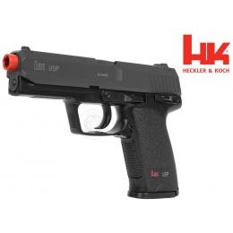 H&K Umarex Licensed Metal Barrel USP Airsoft Spring Pistol