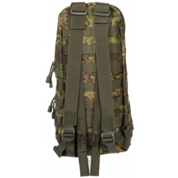Lancer Tactical Polyester MOLLE Hydration Backpack - PC GREENZONE