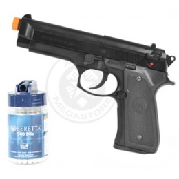Umarex Licensed Beretta MOD 92FS Heavyweight Airsoft Spring Pistol