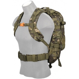 Lancer Tactical Airsoft LT Operator 3-Day Assault Pack - CAMO TROPIC