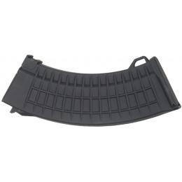 Lancer Tactical Airsoft 420rd AK-47 Waffle Flash Magazine - BLACK