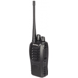 Baofeng Tactical 400-470 MHz Communications Radio - BLACK