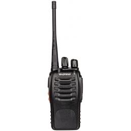 Baofeng Tactical 400-470 MHz Communications Radio - BLACK