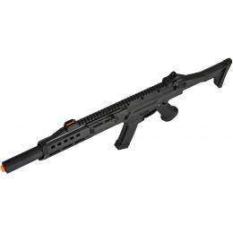 ASG CZ Scorpion EVO 3 A1 BET Carbine AEG Airsoft Rifle - BLACK