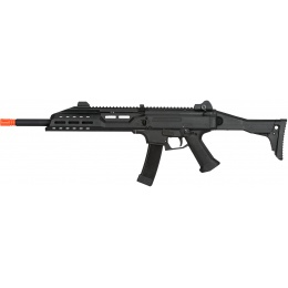 ASG CZ Scorpion EVO 3 A1 Carbine AEG Airsoft Rifle - BLACK