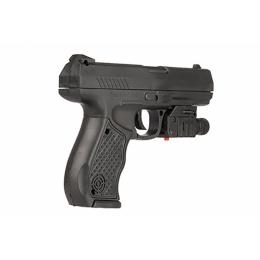 UK Arms P299AF Polymer Spring Airsoft Pistol - BLACK
