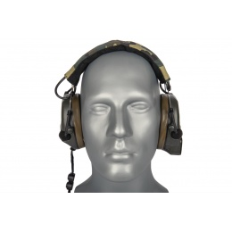 Z-Tactical Comtac I Headset Version IPSC - FOLIAGE GREEN
