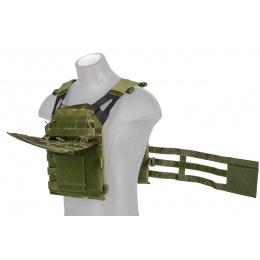 AMA Airsoft Scout Jumper Tactical Vest - CAMO TROPIC