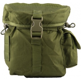 TMC Airsoft Gas Mask Dump Pouch - OLIVE DRAB