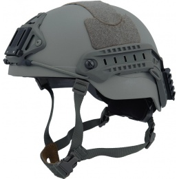 Lancer Tactical RSFR Sentry XP Airsoft Helmet - FOLIAGE GREEN (M/L)