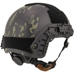 Lancer Tactical Ballistic Combat Helmet M/L - CAMO