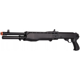 Double Eagle M63 Pump Action 3x10 Shell Tri-Shot Airsoft Shotgun