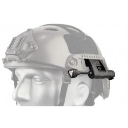 Night Evolution Airsoft MPLS Charge Tactical Helmet Light - BLACK