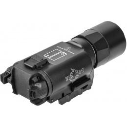 Night Evolution X300U Ultimate LED Flashlight - 220 Lumens - BLACK