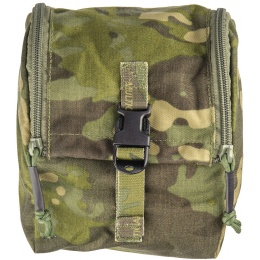 TMC Airsoft 500D Cordura NVG Battery Pouch - CAMO TROPIC