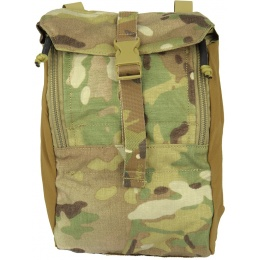 TMC Airsoft 500D Cordura 973 Pouch w/ MOLLE Attachment - CAMO