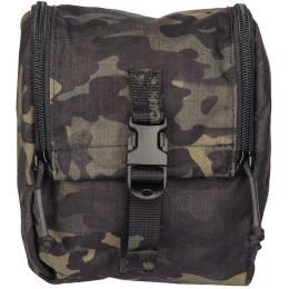 TMC Airsoft 500D Cordura NVG Battery Pouch - CAMO BLACK