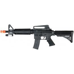 UK Arms Airsoft M-16 Spring Rifle w/ Laser - BLACK