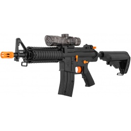 JG Airsoft M4 Water Pellet Gun w/ Laser - BLACK