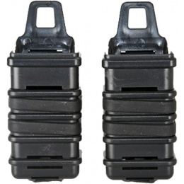 AMA Airsoft Polymer MP7 Magazine Pouches - BLACK