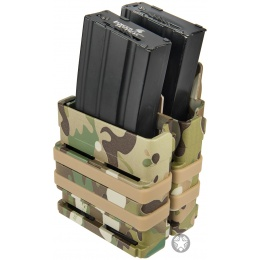 Armory High Speed Heavy 7.62 NATO Double Mag Pouch - CAMO