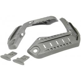 Lancer Tactical Airsoft ARC Helmet Rail Set - FG