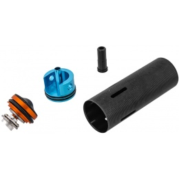 Lonex Airsoft MC51/G3-SAS Mushroom Type Piston Head Cylinder Set