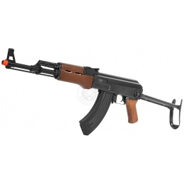 JG Full Metal Gearbox AK47S Airsoft AEG Rifle w/ Folding Stock