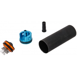 Lonex Airsoft M16-A1/VN Mushroom Type Piston Head Cylinder Set