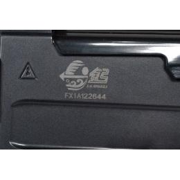 JG Full Metal Gearbox Folding Stock AK47S Airsoft AEG Rifle - BLACK