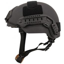 Lancer Tactical RSFR Sentry XP Airsoft Helmet - BLACK (M/L)