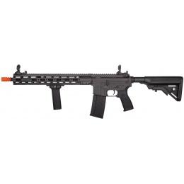 Lancer Tactical MK1 Black Jack Strategic M4 AEG Airsoft Rifle - BLACK