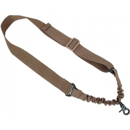 AMA Airsoft Tactical One Point Nylon Bungee Sling - TAN