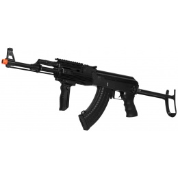 JG Airsoft Full Metal Gearbox AK47-S Tactical RIS AEG Rifle
