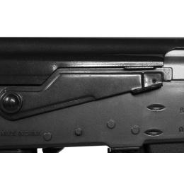 JG Airsoft Full Metal Gearbox AK47-S Tactical RIS AEG Rifle