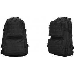 Lancer Tactical Multi-Purpose Operator Backpack  - BLACK
