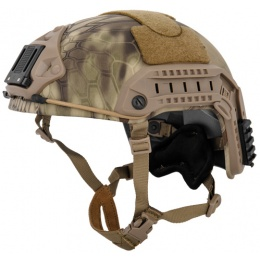 Lancer Tactical Airsoft Maritime Tactical Helmet Simple - HLD