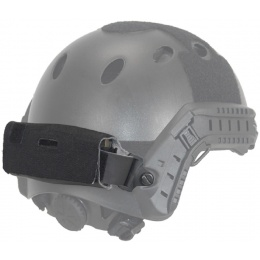 Lancer Tactical Airsoft Helmet Counterweight Pouch - BLACK