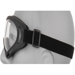 AMA Tactical Airsoft Safety Protective Lens Goggles - CLEAR