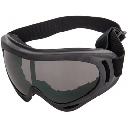 AMA Tactical Airsoft Safety Gear Up Lens Goggles - GRAY