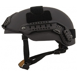 Lancer Tactical RSFR Sentry XP Airsoft Helmet - BLACK (LG/XL)