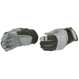 AMA Tactical Hard Knuckle Gloves - SMALL - SAGE