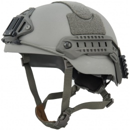 Lancer Tactical RSFR Sentry XP Airsoft Helmet - OD GREEN (L/XL)