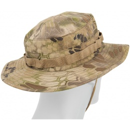 Lancer Tactical Boonie Hat w/ Adjustable Chin Strap - HLD