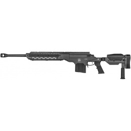 Lancer Tactical LTR338L Bolt Action Rifle w/ Folding Stock - BLACK